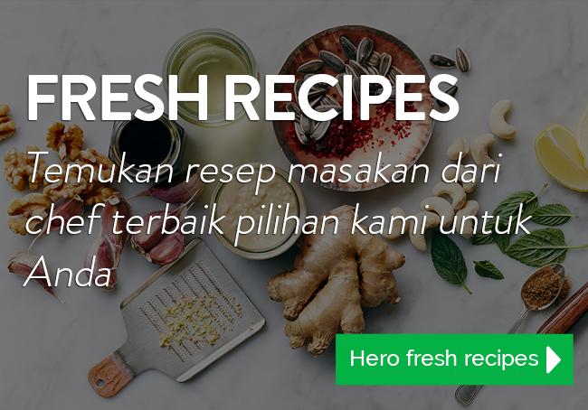 Hero Supermarket - Fresh Recipes