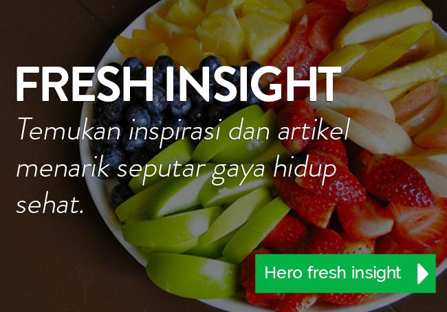 Hero Supermarket Fresh Insight